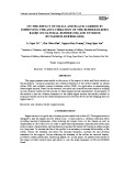 On the impact of silica and black carbide in improving the anti-vibration of the rubber blends based on natural rubber (NR) and styrene butadiene rubber (SBR)