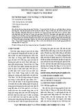 Thương mại Việt Nam - Trung Quốc: Thực trạng và giải pháp - Bùi Thị Minh Nguyệt, Trần Văn Hùng, Lê Thị Mai Hương
