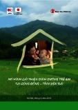 Mô hình cải thiện dinh dưỡng trẻ em tại cộng đồng - tỉnh Yên Bái 1
