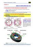 Bài giảng Kỹ thuật điện tử: Chương 5 - Động cơ không đồng bộ 3 pha