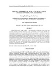 Optimal power flow with TCSC device using cuckoo optimization algorithm