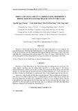 Thiết lập chất chuẩn và định lượng huperzin A trong một số loài họ thạch tùng ở Việt Nam