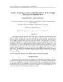 Effect of ultrasound on pretreatment of tuna skin for gelatin production