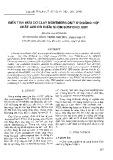 Biến tính hữu cơ clay montmorilonit K10 bằng hợp chất azo có chứa nhóm sunfonic axit