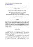 Output feedback control with constraints for nonlinear systems via piecewise quadratic optimization