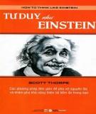 Ebook Tư duy như Einstein: Phần 2 - Scott Thorpe