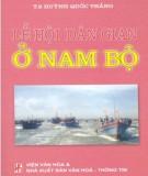 Ebook Lễ hội dân gian của người Việt ở Nam Bộ: Phần 2