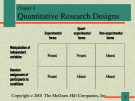 Lecture Communication research: Asking questions, finding answers: Chapter 8 - Joann Keyton
