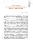 Đền Hùng và tín ngưỡng thờ cúng Hùng Vương trong xã hội đương đại