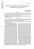 Góp bàn về mô hình tổ chức bộ máy quản lý hệ thống di tích tây Yên Tử
