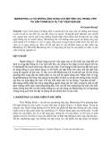 Marketing 4.0 và những ứng dụng của mô hình 4SC trong tiếp thị sản phẩm dịch vụ thư viện hiện đại