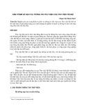 Sản phẩm và dịch vụ thông tin thư viện của thư viện Hà Nội