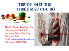 Bài giảng Thuốc điều trị thiếu máu cục bộ - ThS.DS Mạnh Trường Lâm