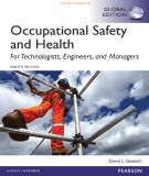 occupational safety and health for technologists, engineers, and managers (8/e): part 1