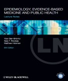 Ebook Epidemiology, evidence-based medicine and public health (6/E): Part 1