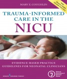 Ebook Trauma-Informed care in the NICU - Evidence-Based practice guidelines for neonatal clinicians: Part 2