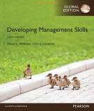 Ebook Developing management skills (9/E): Part 2