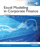 excel modeling in corporate finance (5/e): part 1