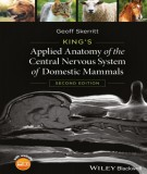 king's applied anatomy of the central nervous system of domestic mammals (2/e): part 1