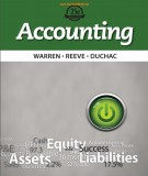 Ebook Accounting (25/E): Part 2