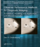 observer performance methods for diagnostic imaging: part 1