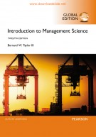 introduction to management science (12/e): part 2