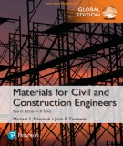 Ebook Materials for civil and construction engineers (4/E): Part 1