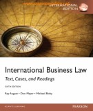 international business law - text, cases, and readings (6/e): part 1