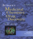 burger's medicinal  chemistry and drug discovery (6/e): part 1