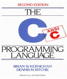 Ebook The C programming language (2/E): Part 1