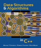 Ebook Data structures and algorithms in C++: Part 1