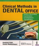 clinical methods in dental office: part 2