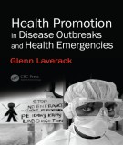Ebook Health promotion in disease outbreaks and health emergencies: Part 1
