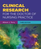clinical research for the doctor of nursing practice (3/e): part 1