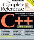 Ebook C++: The complete reference (3/E) - Part 1