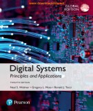 Ebook Digital systems - Principles and applications (20/E): Part 2