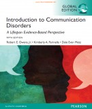 introduction to communication disorders - a lifespan evidence- based perspective: part 1