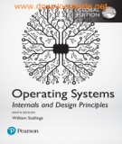 operating  systems - internals and designprinciples (9/e): part 1