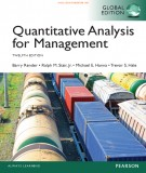 quantitative analysis for management (12/e): part 1