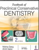 textbook of preclinical conservative dentistry (2/e): part 1