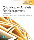 quantitative analysis for management (13/e): part 2