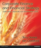 Ebook Corporate finance  and financial strategy: Part 1