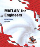 Ebook MATLAB for engineers (3/E): Part 1