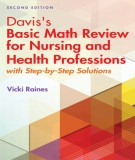 Ebook Davis's basic math review for nursing and health professions (2/E): Part 1