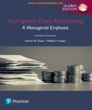 Ebook Horngren's  cost accounting - A managerial emphasis (16/E): Part 2