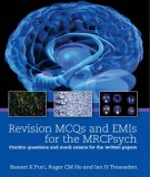 revision mcqs and emis for the mrcpsych - practice questions and mock exams for the written papers: part 1