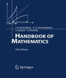 handbook of mathematics (5/e): part 1