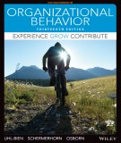 organizational behavior (13/e): part 1