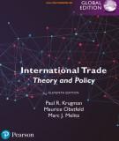 international trade theory & policy (11/e): part 1