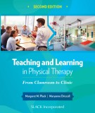 teaching and learning in physical therapy – from classroom to clinic (2/e): part 1